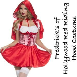 Frederick's of Hollywood Little Red Riding Hood